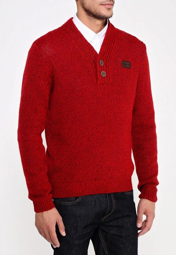 Пуловер Красный Мужской