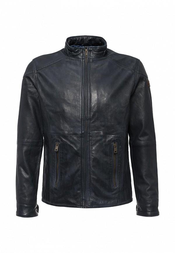 Куртка кожаная Napapijri