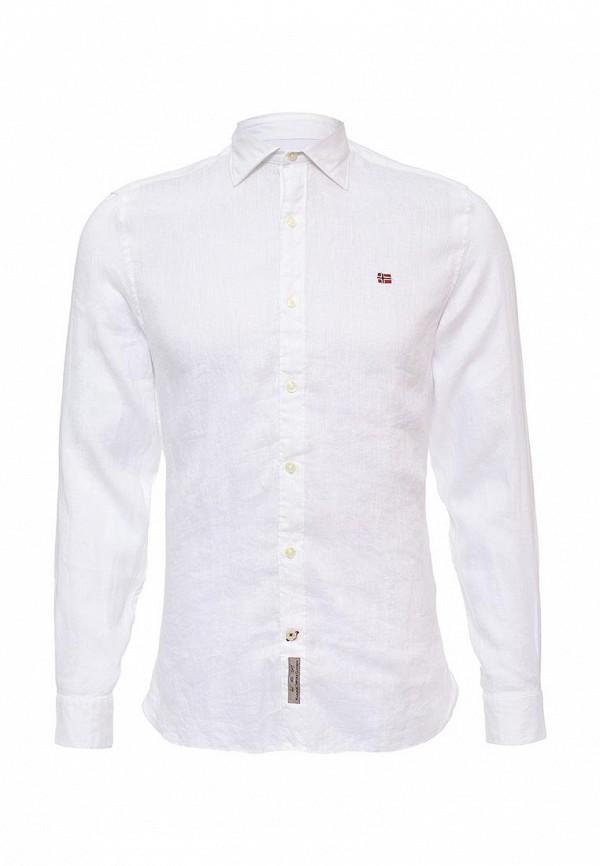 Рубашка с длинным рукавом Napapijri N0YCSQ002