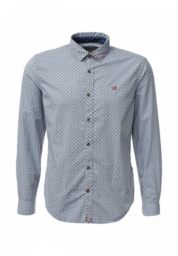 Рубашка Napapijri N0YF0OF05