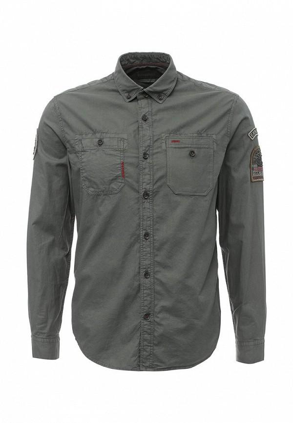 Рубашка Napapijri N0YG6LGB5