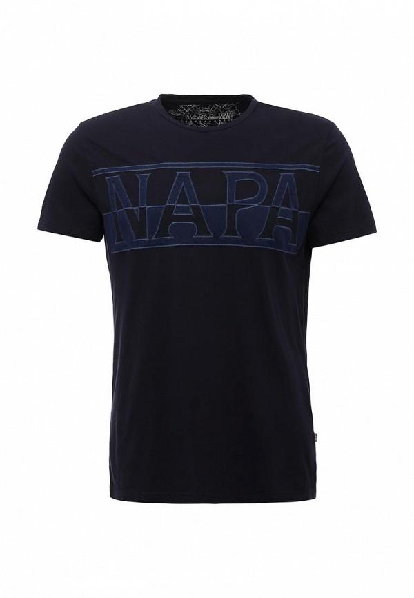 Футболка Napapijri Napapijri NA154EMVSU44