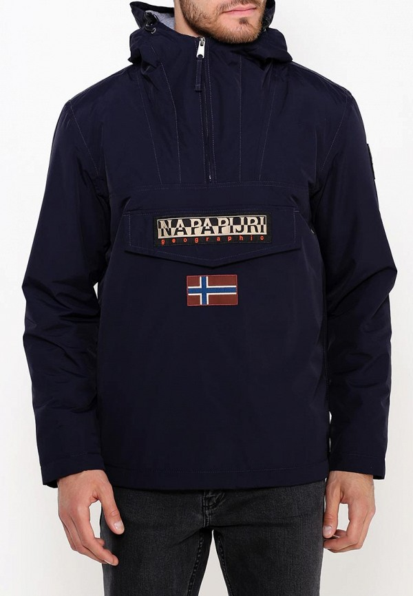 Куртка утепленная Napapijri Napapijri NA154EMVSU76 napapijri guji check dark blue