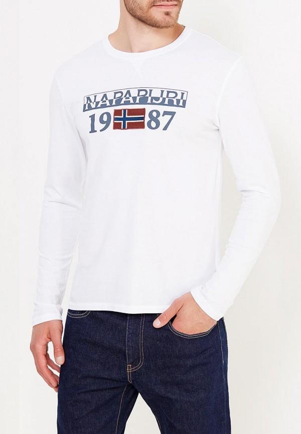 Лонгслив Napapijri Napapijri NA154EMVSU98 свитер napapijri napapijri na154emvsv17