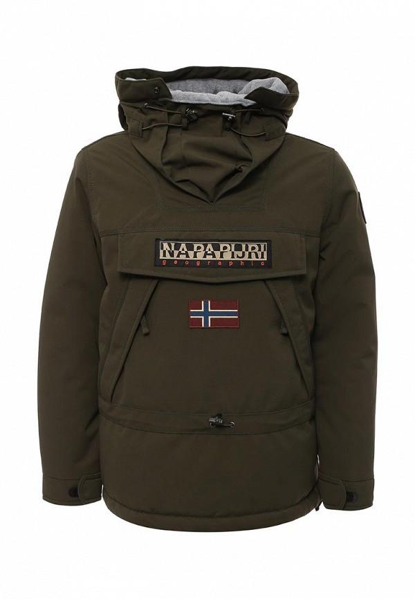Куртка утепленная Napapijri Napapijri NA154EMVSV25 цены онлайн
