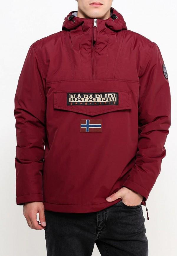 Куртка утепленная Napapijri Napapijri NA154EMVSY33 мешок napapijri napapijri na154buvsq03