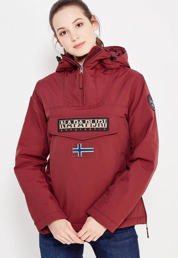 Куртка утепленная Napapijri Napapijri NA154EWVSZ34 napapijri guji check dark blue