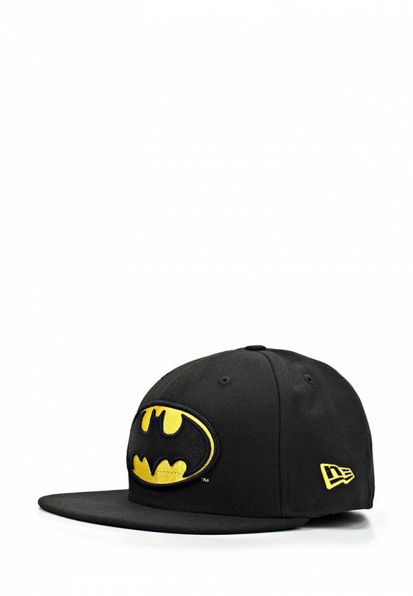 Кепка New Era SM CHARACTER BASIC BATMAN BLACK/YELLOW