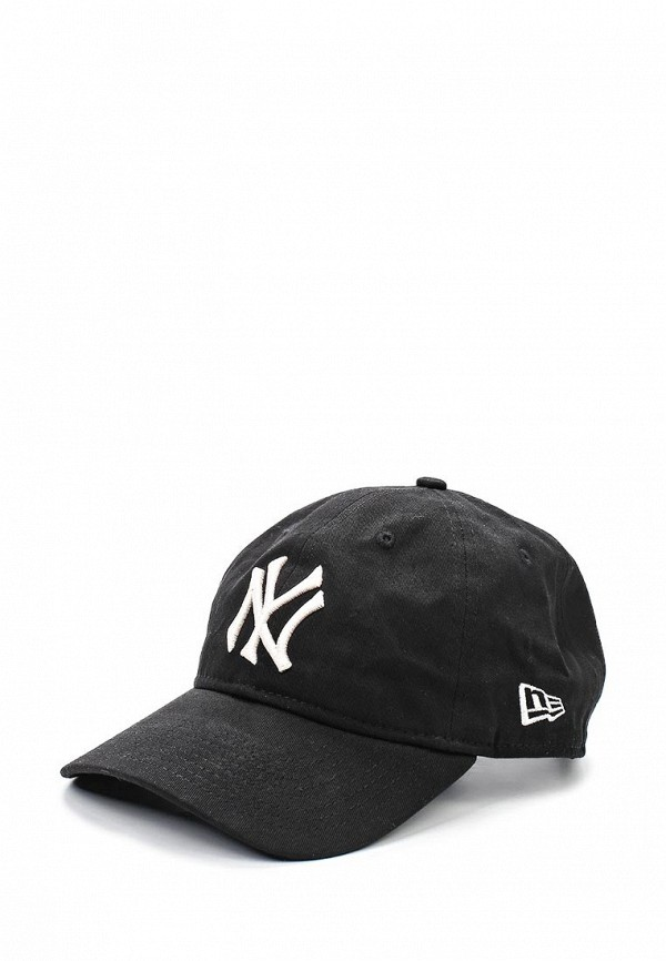 Бейсболка New Era SM VINTAGE MLB LEAGUE NEYYAN BLK/IVORY