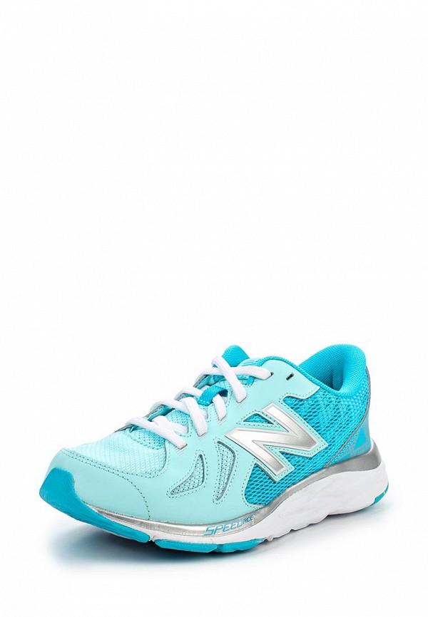 Кроссовки для девочек New Balance (Нью Баланс) KJ790BSY