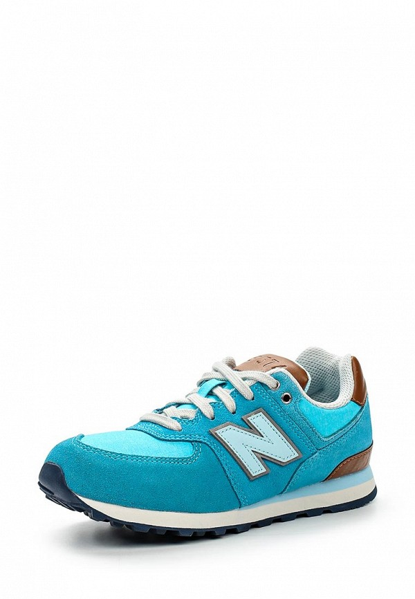 Кроссовки для мальчиков New Balance KL574U9P
