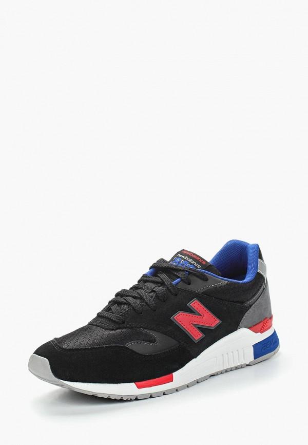 Купить Кроссовки New Balance, 840, NE007AMBFVA7, черный, Весна-лето 2018