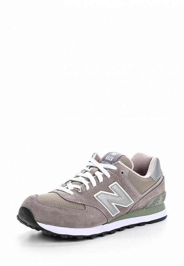 Мужские кроссовки New Balance M574GS