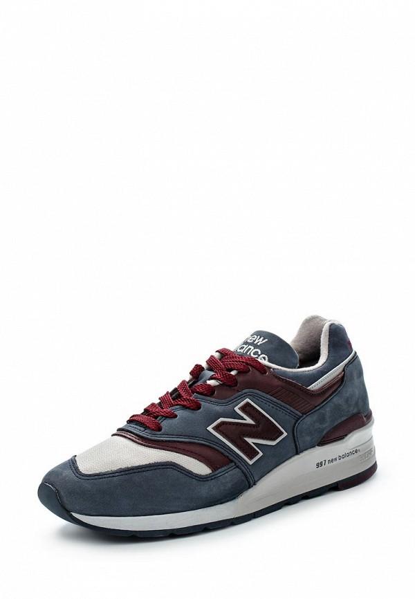 Мужские кроссовки New Balance M997DGM