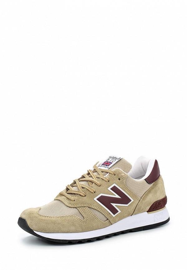 Мужские кроссовки New Balance M670SBP