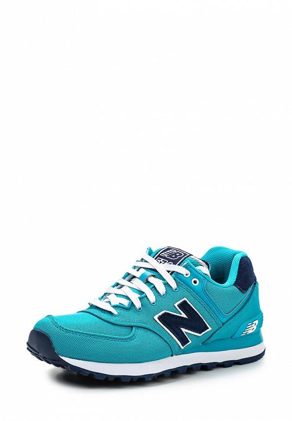 Женские кроссовки New Balance WL574POA
