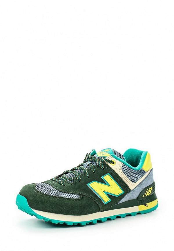 Кроссовки New Balance WL574 Redwood Pack