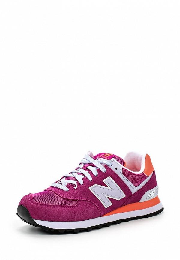 Женские кроссовки New Balance WL574CPI