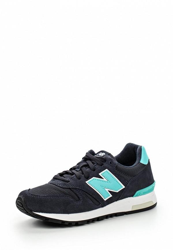 Женские кроссовки New Balance WL565PN