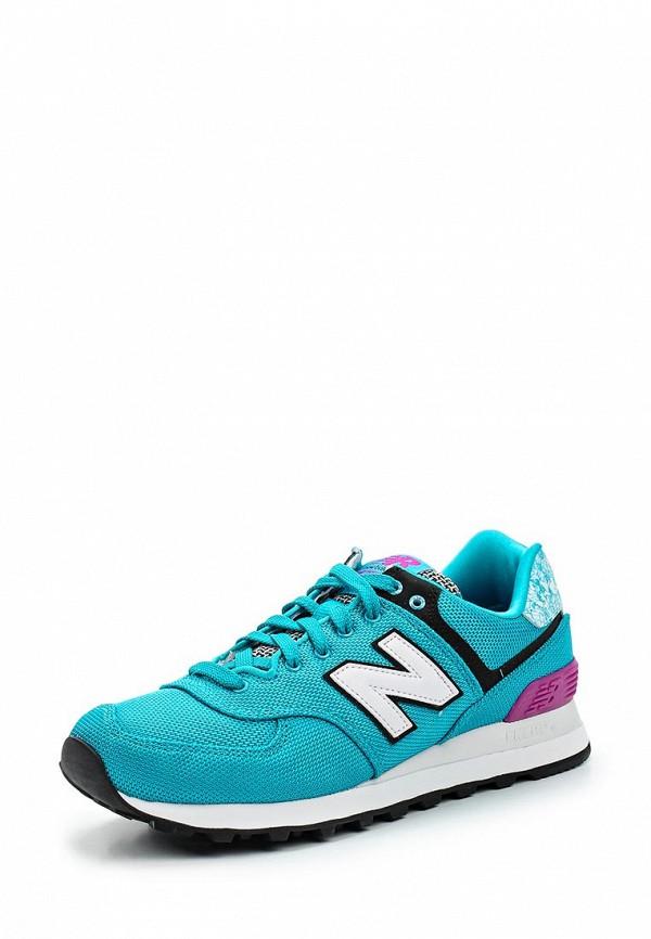 Кроссовки New Balance New Balance NE007AWUNZ37 new balance футболка chiks