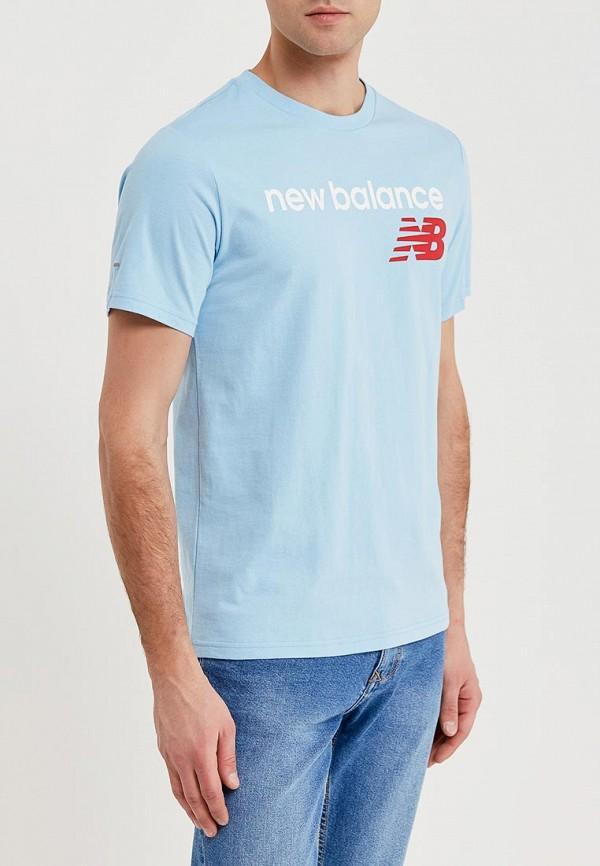 Футболка New Balance New Balance NE007EMAGFZ1 new balance футболка