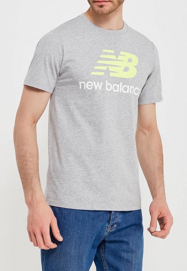 Футболка New Balance New Balance NE007EMAGFZ3 футболка new balance new balance ne007emblpi1