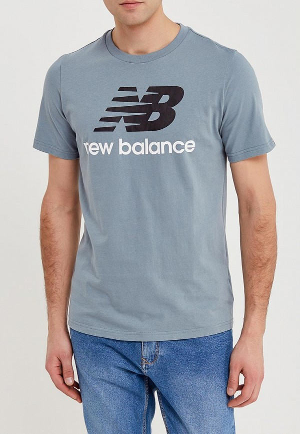 Футболка New Balance New Balance NE007EMAGFZ5 new balance футболка