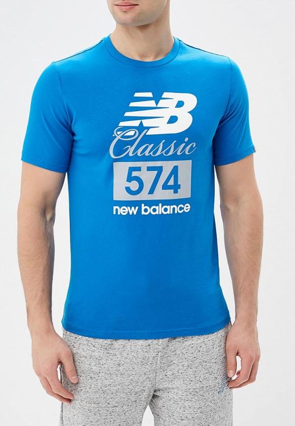 Футболка New Balance New Balance NE007EMBFUZ1 футболка new balance new balance ne007emblpi3