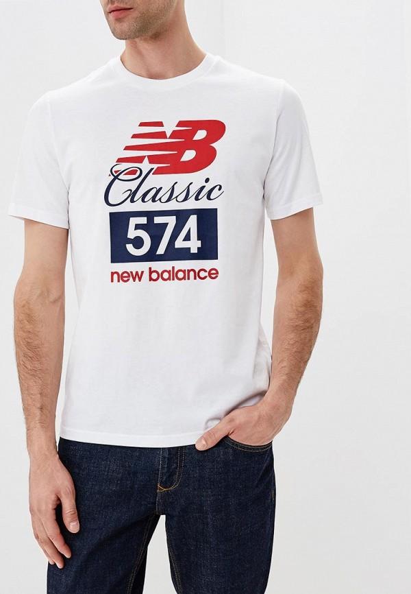 Футболка New Balance New Balance NE007EMBFUZ3 футболка new balance new balance ne007emblpi1