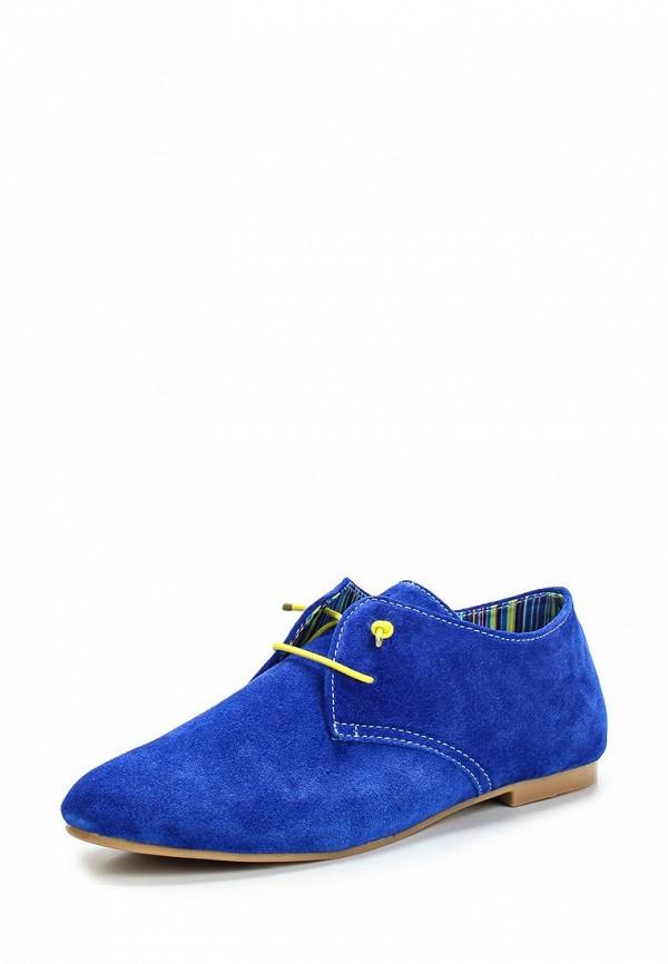 Туфли на плоской подошве NexPero 1405-08-05-16