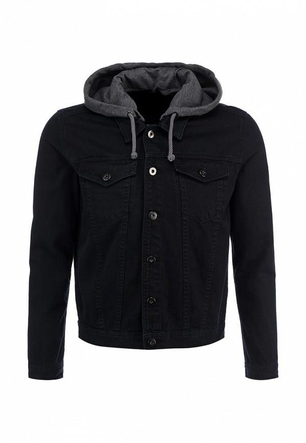 Куртка джинсовая New Look NE009EMCUJ44. Цвет: синий