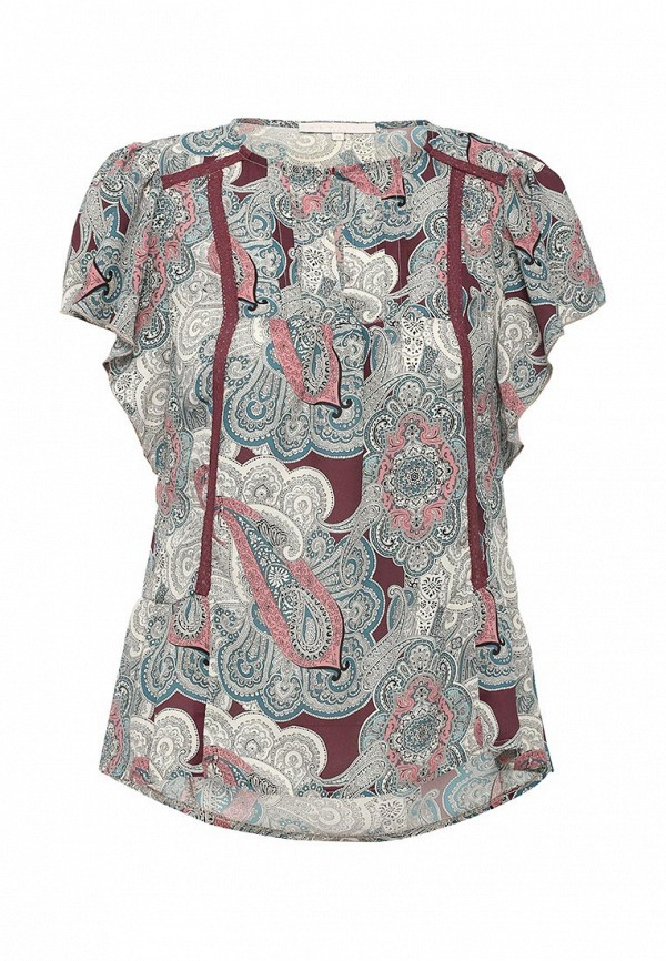 Блуза NewLily NewLily NE018EWJVH84 newlily imprime