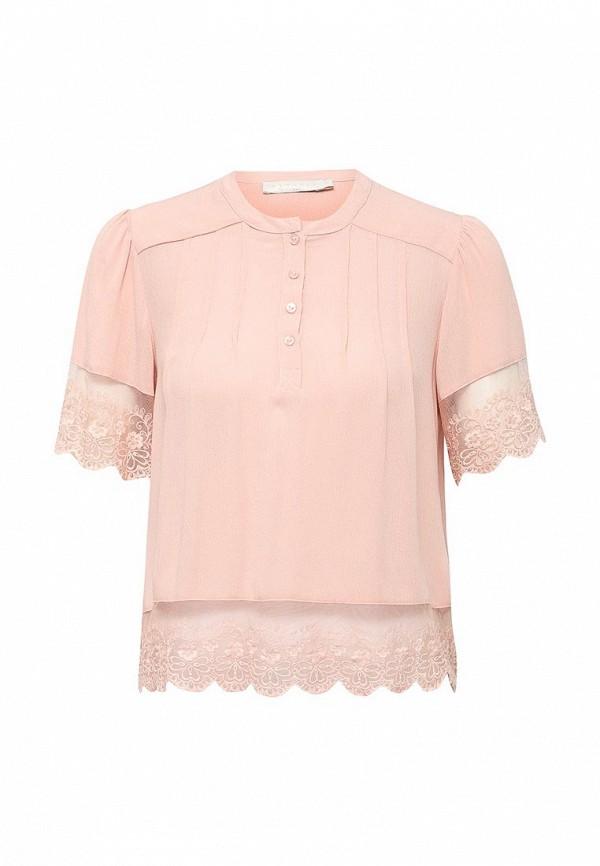 Блуза NewLily NewLily NE018EWPYG45 newlily imprime