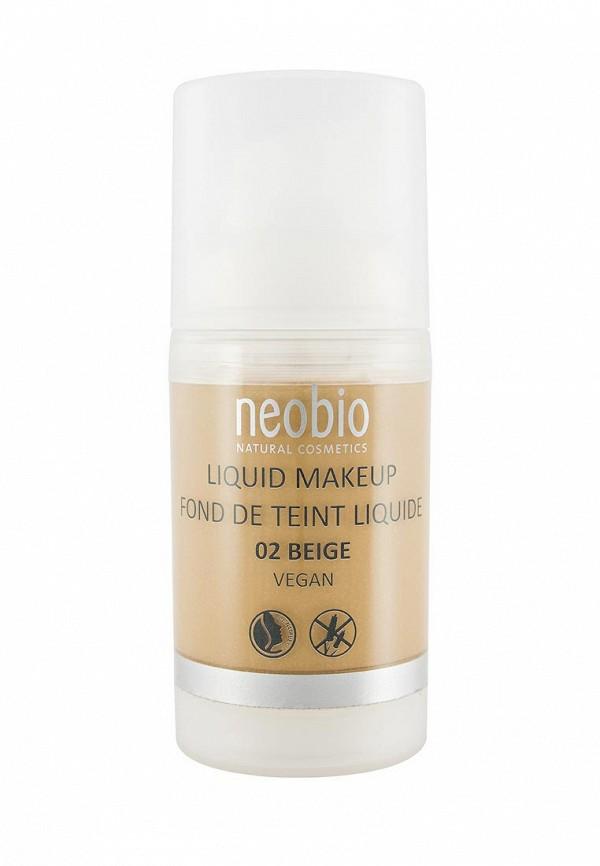 Тональный крем Neobio Neobio NE022LWAZWG9 neobio корректирующий карандаш 01 идеально бежевый