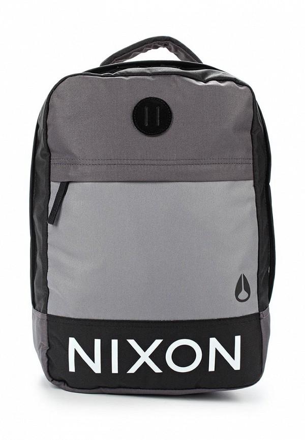 Рюкзак Nixon Nixon NI001BMYFR55 шапки nixon шапка