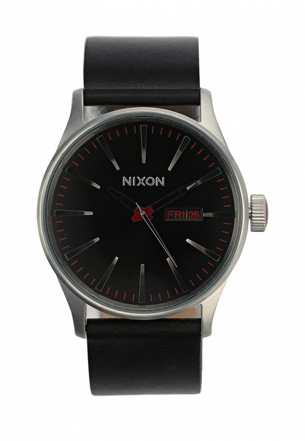 Часы Nixon Nixon NI001DMYFR27 часы nixon corporal ss matte black industrial green