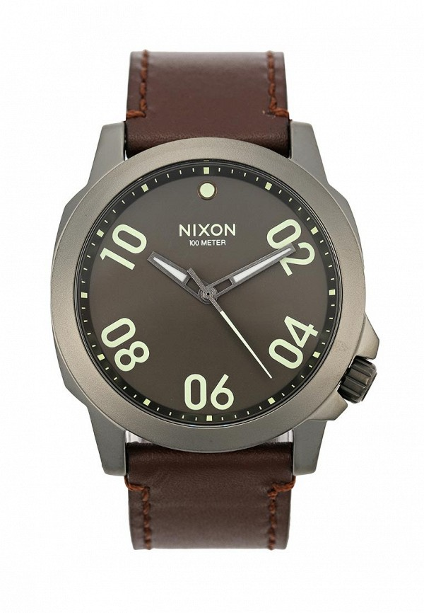 Часы Nixon Nixon NI001DMYFR44 часы nixon corporal ss matte black industrial green