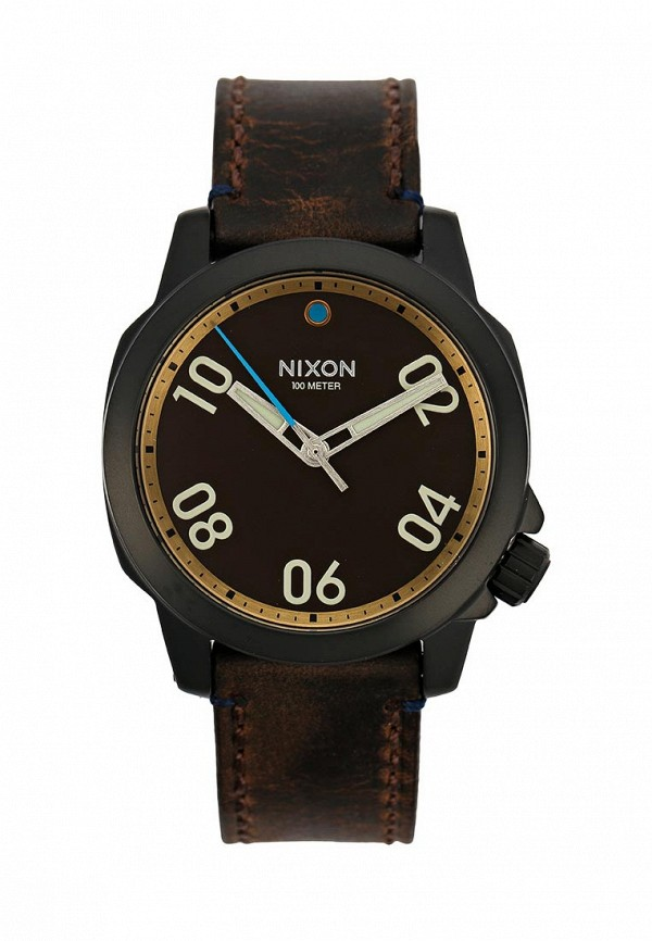 Часы Nixon Nixon NI001DMYFR45 часы nixon corporal ss matte black industrial green