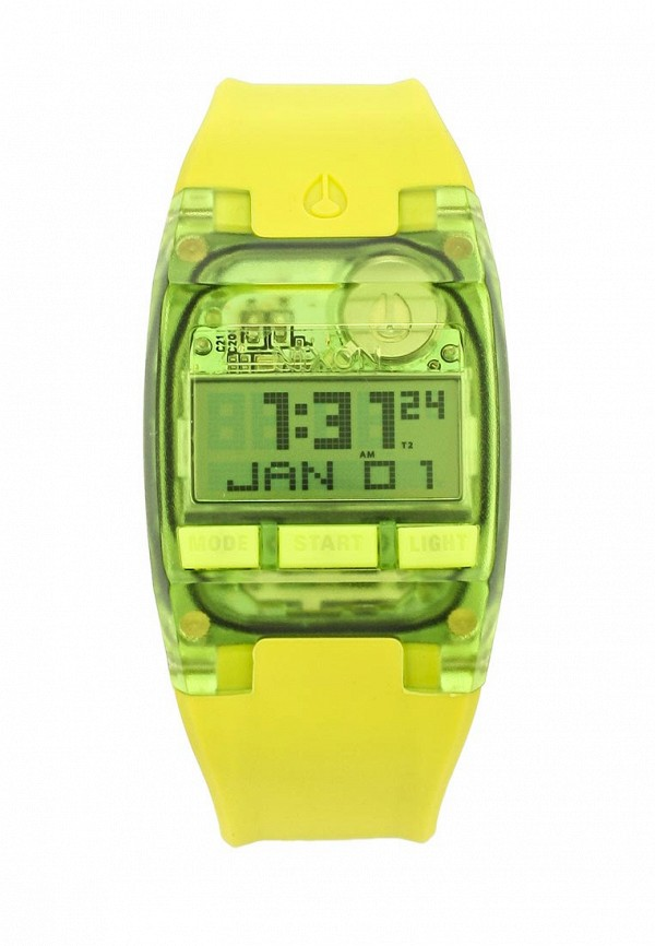 nixon часы женские 38 20 leather black hot pink Часы Nixon Nixon NI001DULTQ39