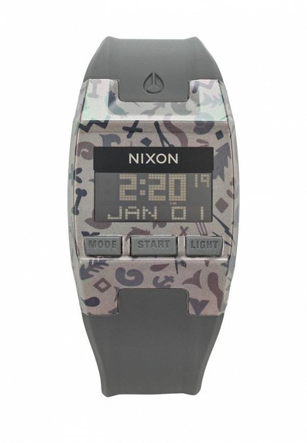 Часы Nixon Nixon NI001DUMDI36 часы nixon corporal ss matte black industrial green