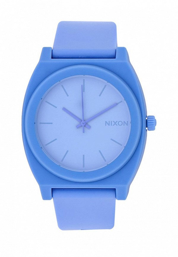 nixon часы женские 38 20 leather black hot pink Часы Nixon Nixon NI001DUOZA55