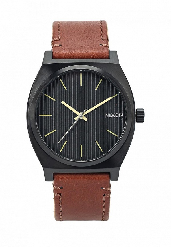 Часы Nixon Nixon NI001DUXEF30 часы nixon corporal ss matte black industrial green
