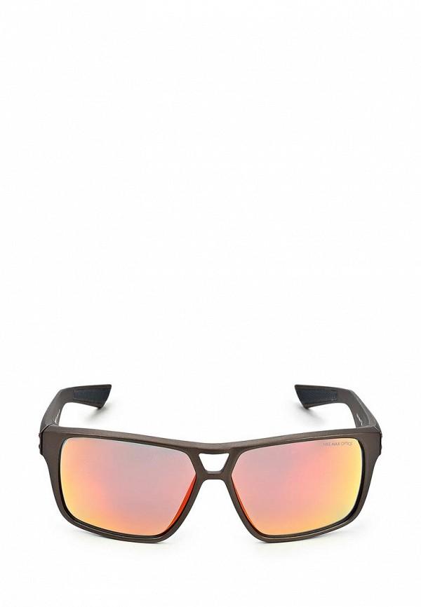 Очки солнцезащитные Nike Vision NI016DUBQQ17. Цвет: серый