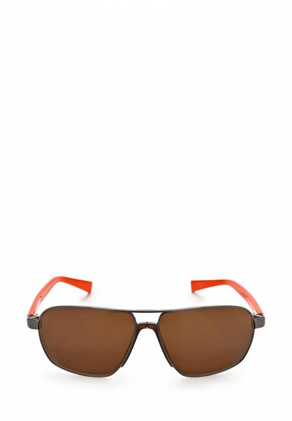 Очки солнцезащитные Nike Vision NI016DUBQQ21. Цвет: бежевый, оранжевый