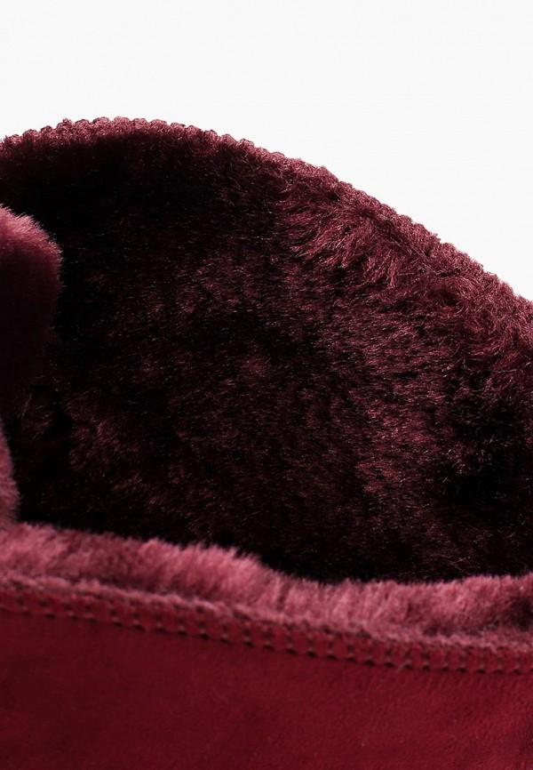 Фото 11 - Полусапоги Niweile бордового цвета