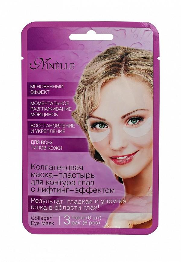 Маска для глаз Ninelle Ninelle NI025LWUWX27 ninelle маска пластырь для контура глаз с лифтинг эффектом 2 упаковки
