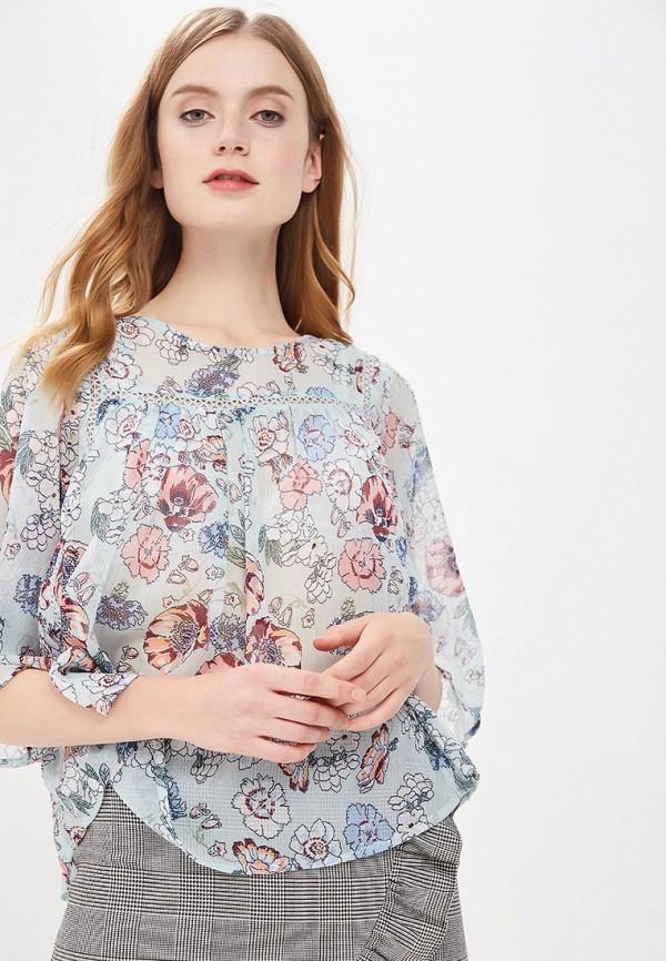 Блуза Nice & Chic Nice & Chic NI031EWAVIS2 naughtier than nice