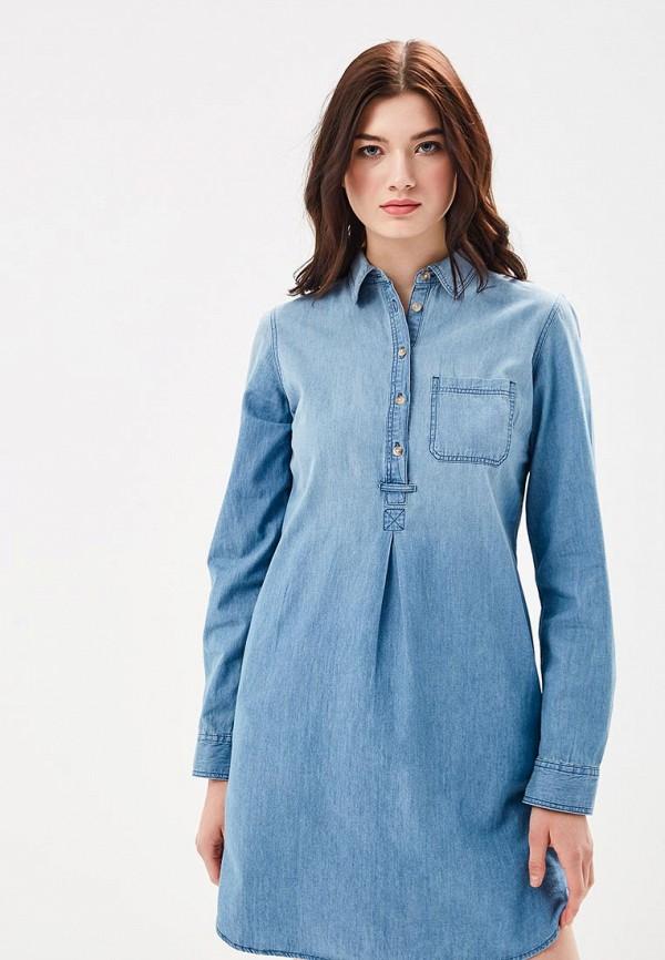 Фото Платье джинсовое Nice & Chic. Купить с доставкой