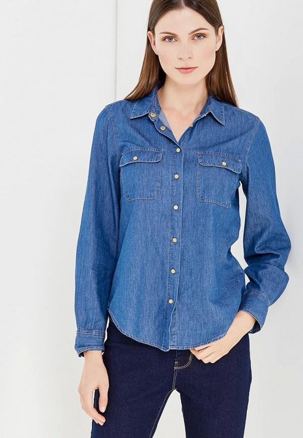 Рубашка джинсовая Nice & Chic Nice & Chic NI031EWVXK75 рубашка джинсовая nice