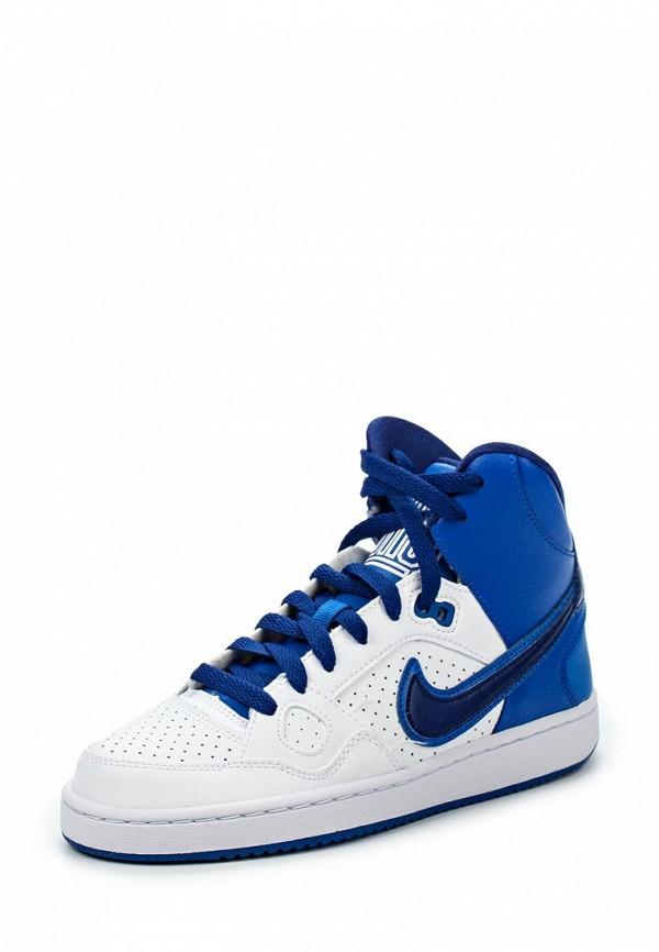 Кеды для мальчиков Nike (Найк) 615158-110
